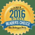 Sheboygan Press Reader's Choice Award