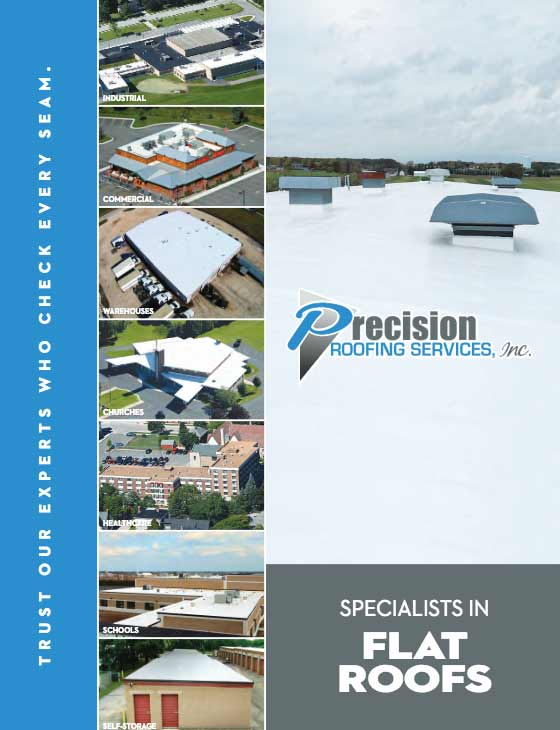 Precision Roofing Services, Inc. Brochure