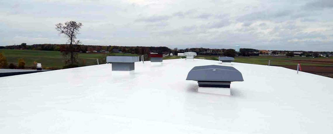 Reroof by Precision Roofing