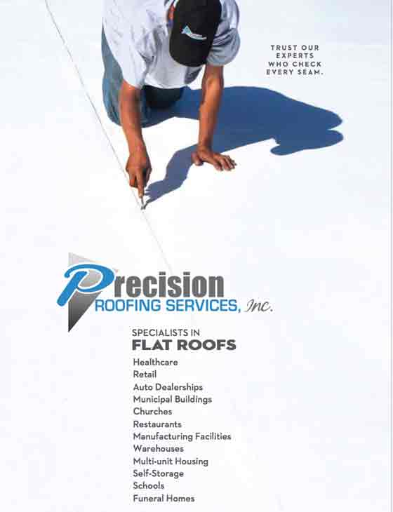 Precision Roofing Services, Inc. Folder