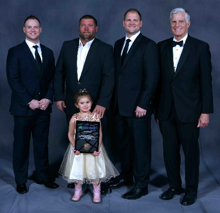 2018 Durolast Award to Precision Roofing